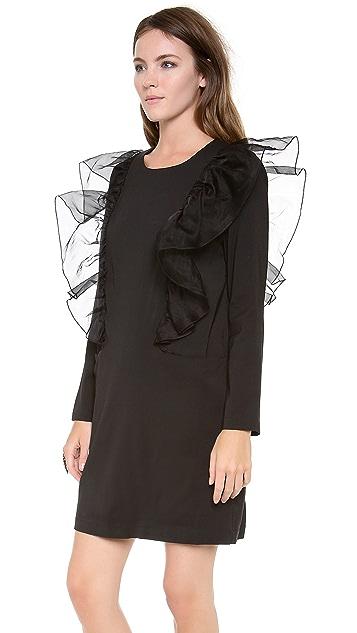 Rodebjer Kanga Tuxedo Dress
