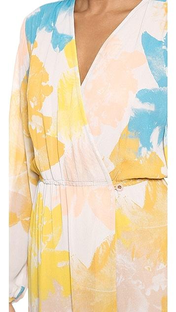 Rodebjer Pama Pop Flower Dress
