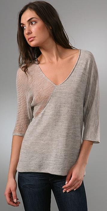 Rogan Prisma V Neck Sweater