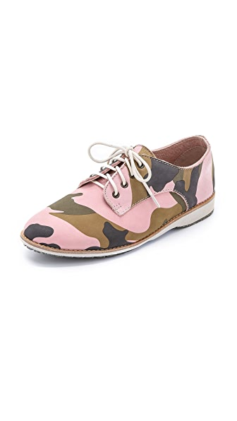 Shop Rollie online and buy Rollie Derby Camo Oxfords Camo Multi dresses online