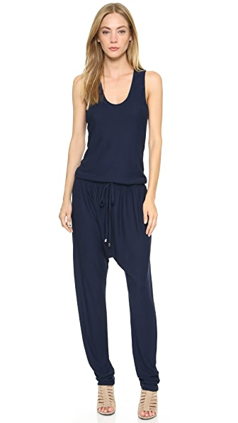 Ronny Kobo Yelena Jumpsuit - Midnight