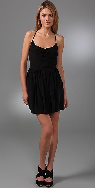 Rory Beca Tango Lace Up Dress