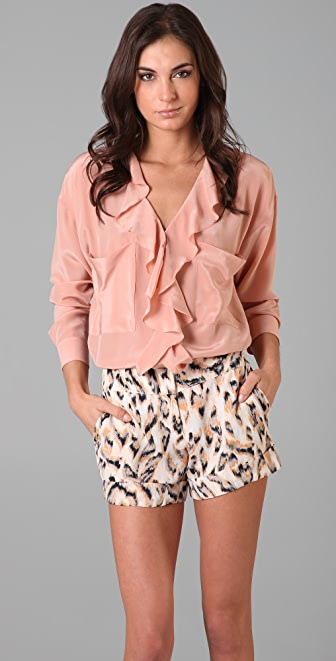 Rory Beca Ruffled Blouse