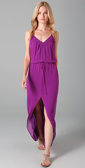 Rory Beca V Neck Long Dress