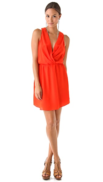 Rory Beca Maya Shirttail Wrap Dress