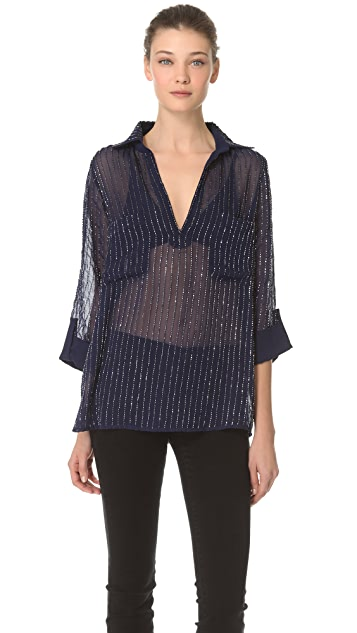 Rory Beca Laura Beaded Blouse