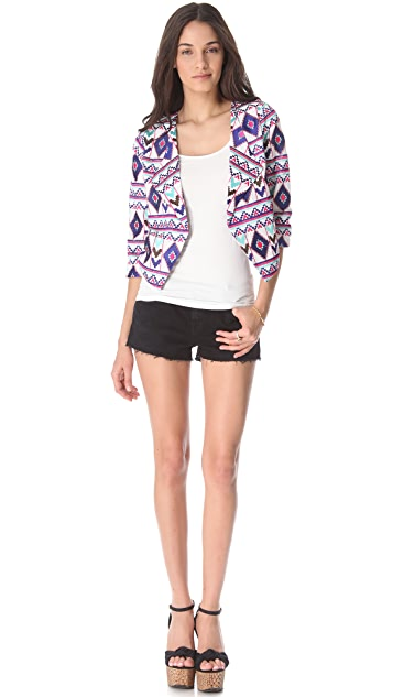 Rory Beca Lance Embroidered Jacket