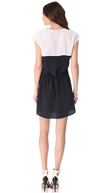 Rory Beca Sunset Contrast Dress