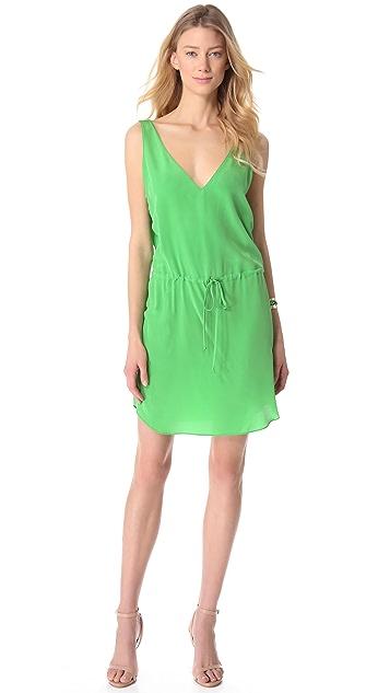 Rory Beca Fiery Side Crisscross Dress