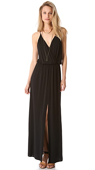 Rory Beca Hess Drape Wrap Dress