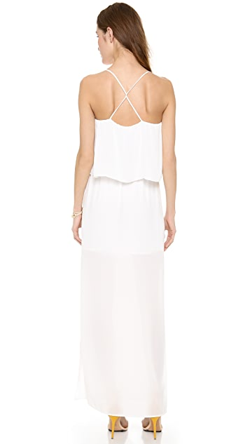 Rory Beca Tania Cross Back Gown