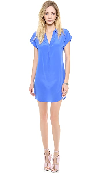Rory Beca Romeo Inverted Pleat Dress