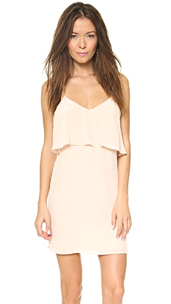 Rory Beca Fina Deep V Back Dress