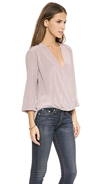 Rory Beca Fonzie Front Twist Blouse