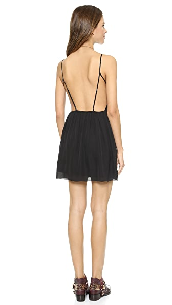 Rory Beca Marlen Backless Ballet Dress