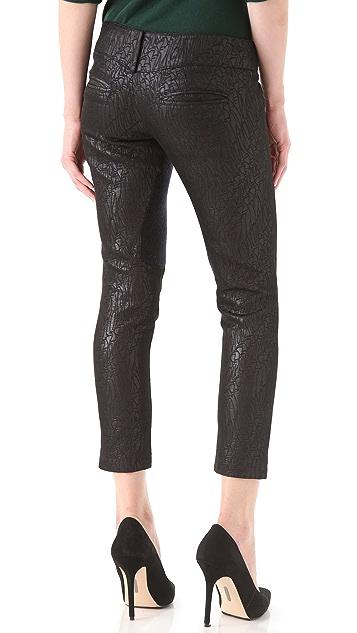 Roseanna Teers Textured Riding Pants