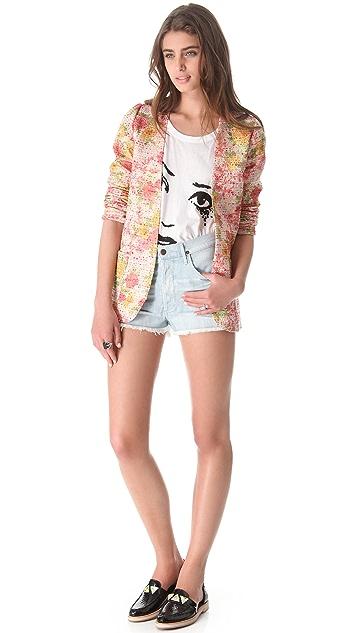 Roseanna Iggy Floral Oversized Jacket