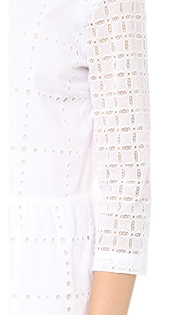 Roseanna Anika Long Sleeve Dress