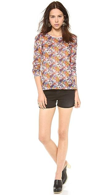 Roseanna Terry Long Sleeve Top