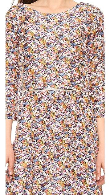 Roseanna Anika Floral Maxi Dress