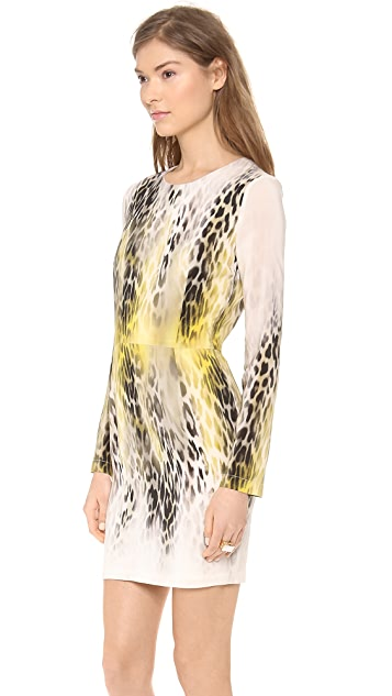 Roseanna Harlem Leopard Dress