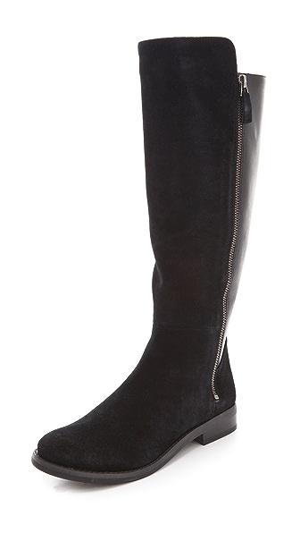 ROSEGOLD Nat Flat Boots
