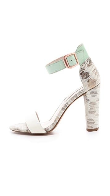 ROSEGOLD Zack High Heel Sandals