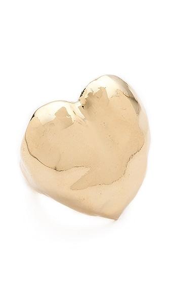 Rose Pierre Longing Love Ring