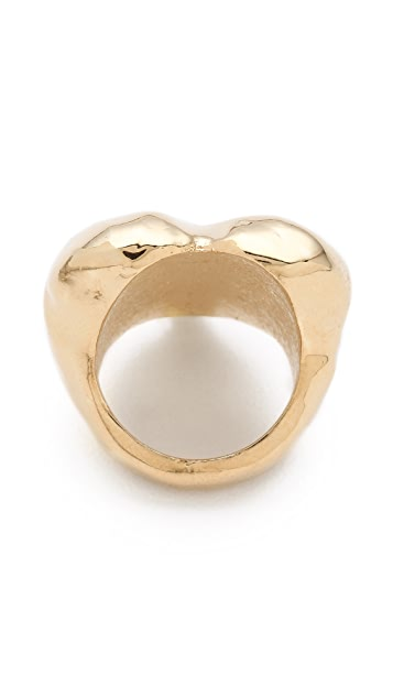 Rose Pierre Longing Love Ring