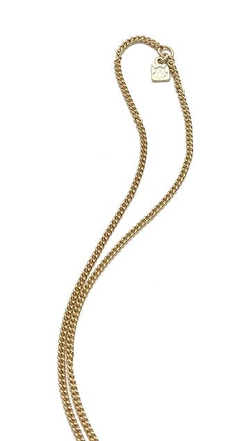Rose Pierre Ocean Mystery Orb Necklace