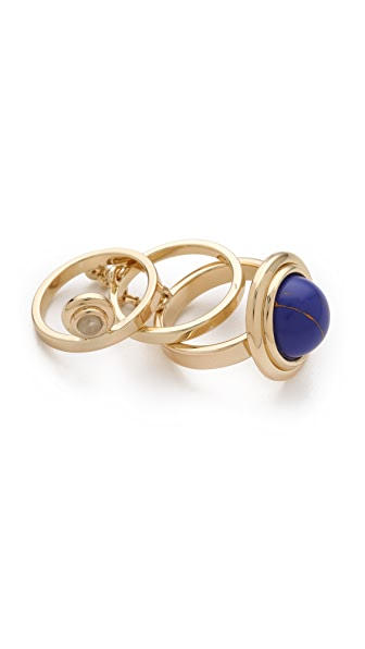 Rose Pierre Seafaring Dreams Rings