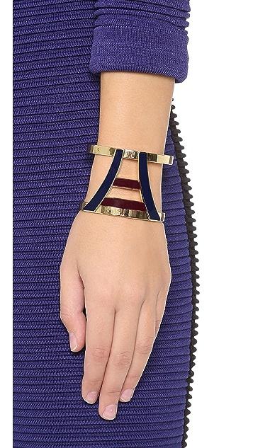 Rose Pierre Empress Cuff Bracelet