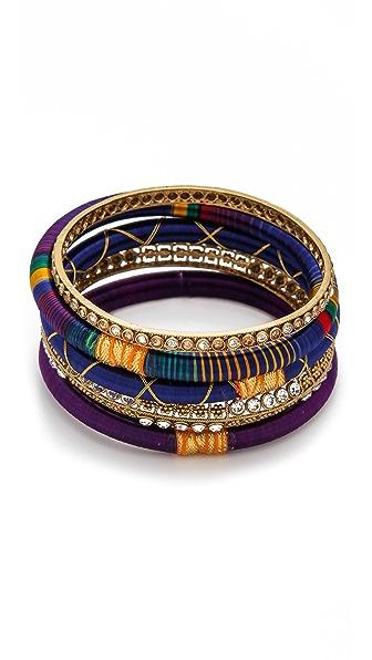 Rosena Sammi Jewelry Monsoon Bangle Set