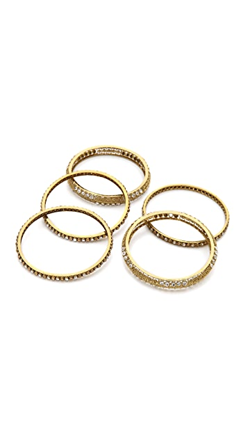Rosena Sammi Jewelry Baroda Bangle Bracelets