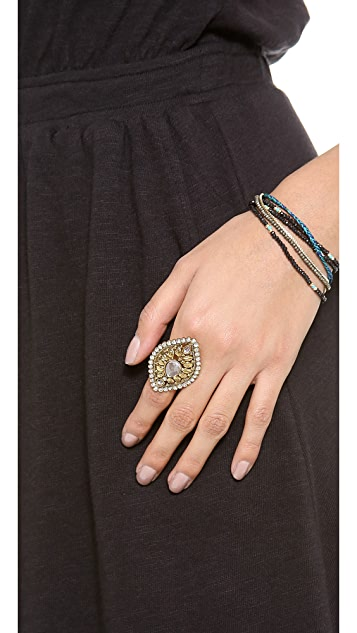 Rosena Sammi Jewelry Leaf Ring