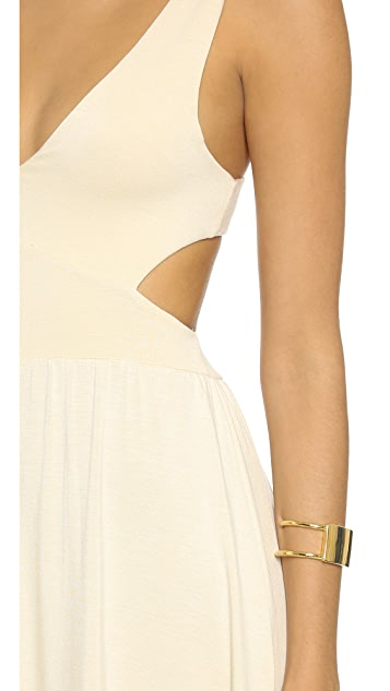 Rachel Pally Long Cutout Dress