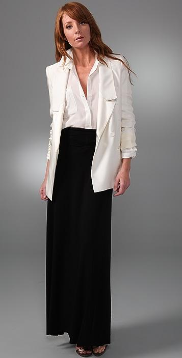 Rachel Pally Skinny Long Skirt