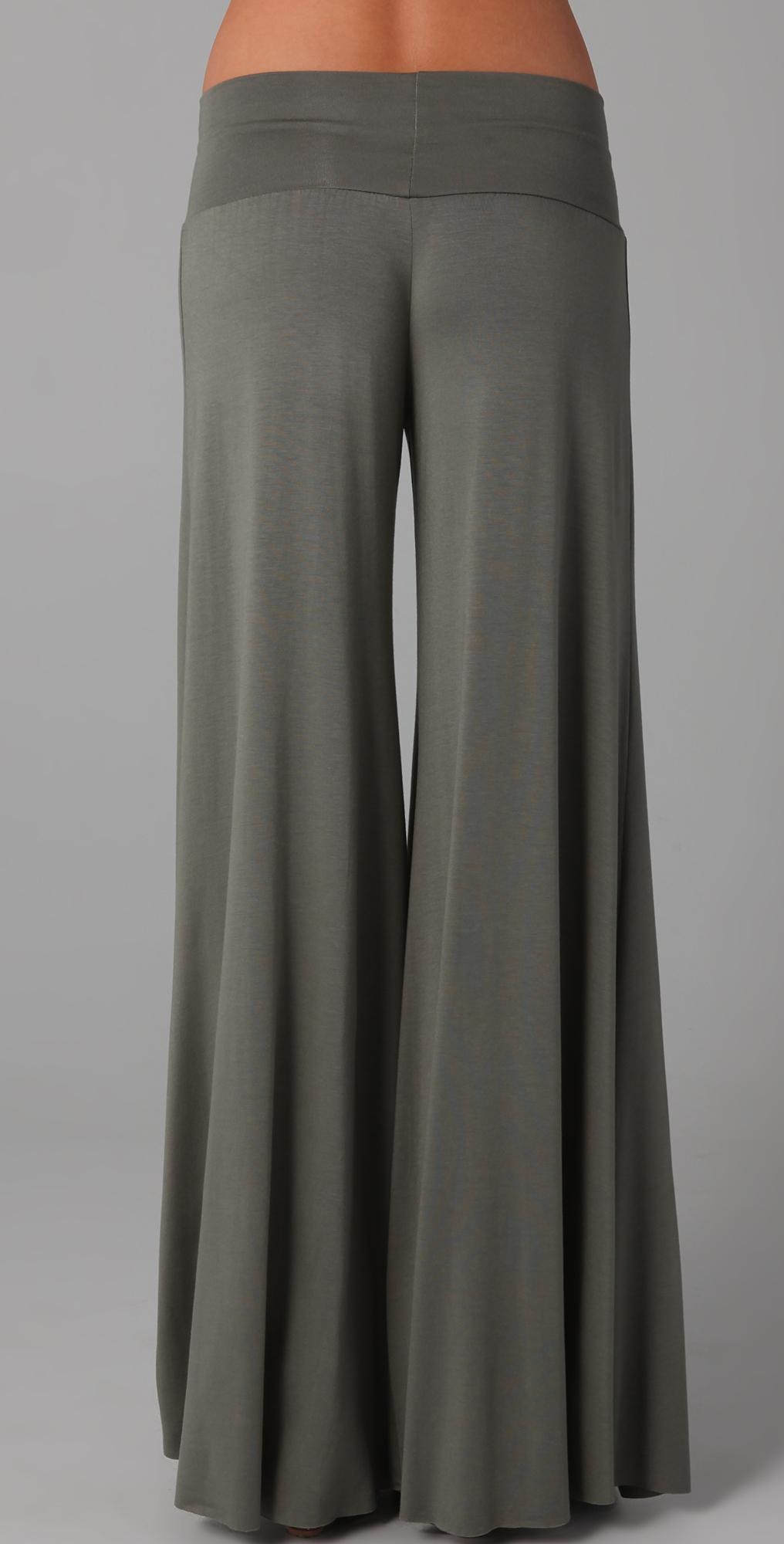 rachel pally wide leg pants - Pi Pants