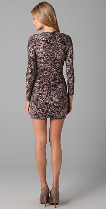 Rachel Pally Snake Dove Dress