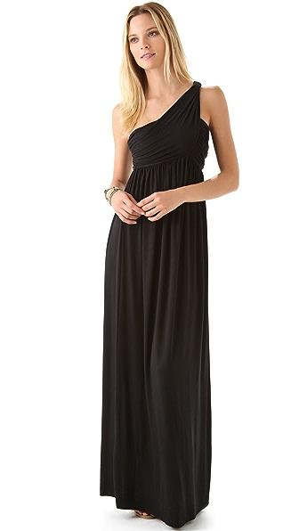 Rachel Pally Twist One Shoulder Dress