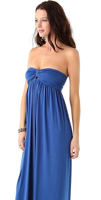 Rachel Pally Mozelle Strapless Dress