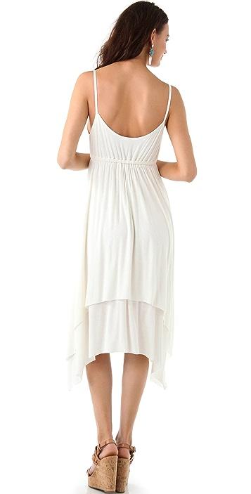Rachel Pally Ribbed Clare Midi Dress