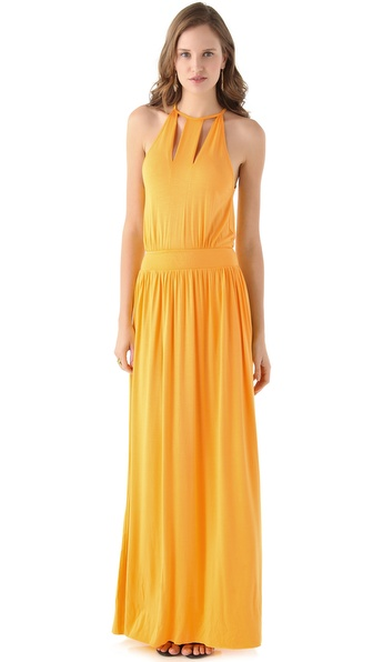 Rachel Pally Elan Maxi Dress with Keyholes