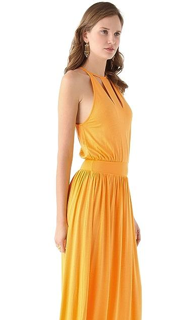 Rachel Pally Elan Maxi Dress with Keyholes