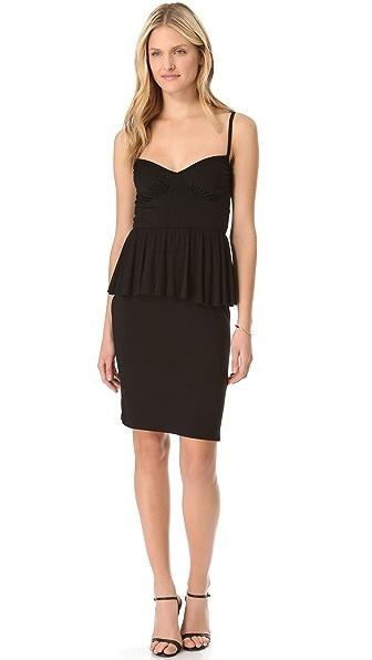 Rachel Pally Serra Peplum Dress