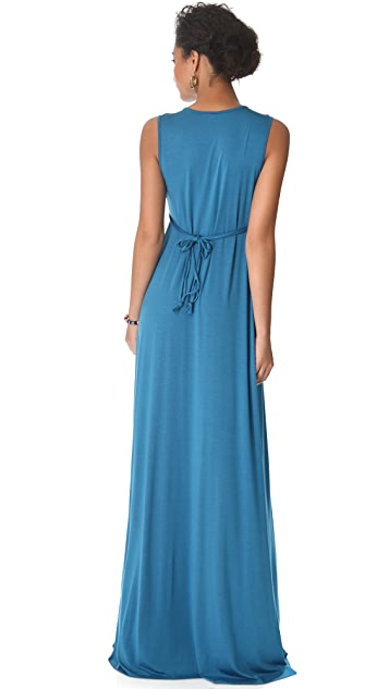 Rachel Pally Sleeveless Caftan Maxi Dress