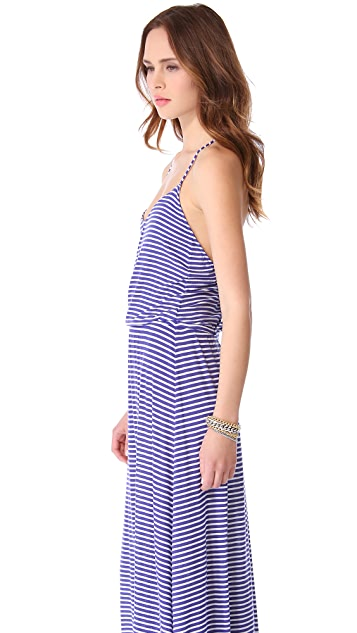 Rachel Pally Graciella Ribbed Maxi Dress