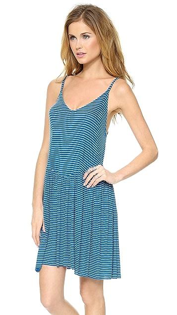 Rachel Pally Ribbed Ginny Dress