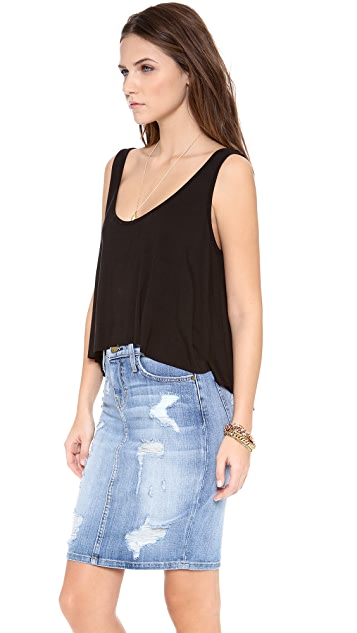 Rachel Pally Cropped Top