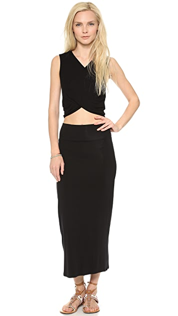 Rachel Pally High Waist Convertible Skirt / Dress